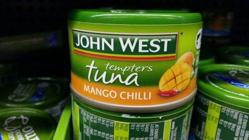ツナマンゴー