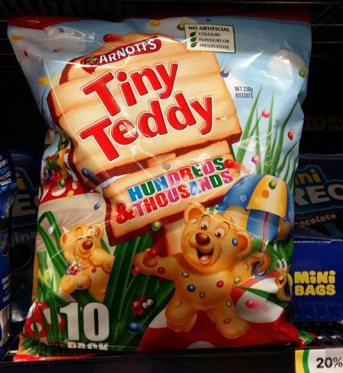 tiny teddy